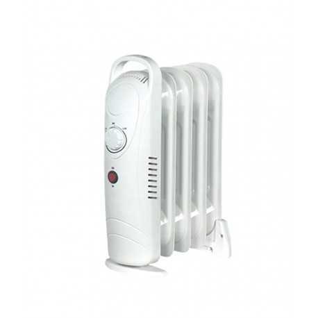 500W draagbare mini-radiator