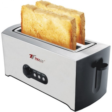 TOSTADOR DE PAN DE 2 REBANADAS 1600W TH-BT309