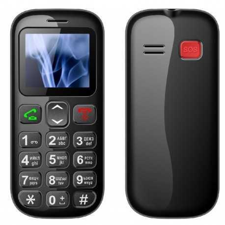 Teléfono móvil libre especial para mayores MP-SP76