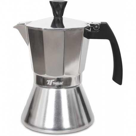Caffettiera classica a induzione 6 tazze