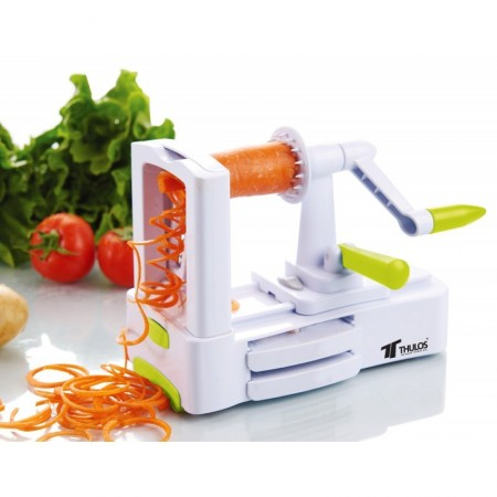 Spiraal groentesnijder
