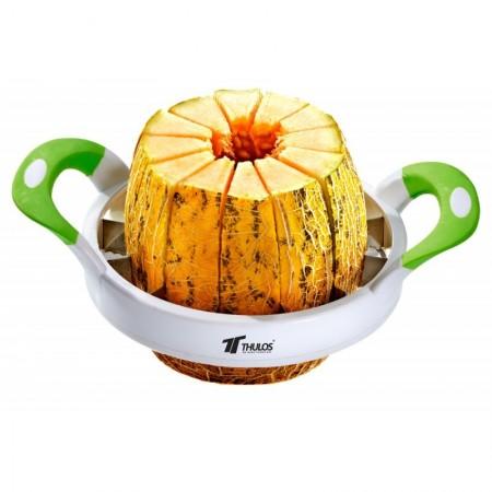 Cortador de melón en 12 porciones