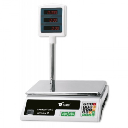 Balanza Digital Electrónica 30 Kg