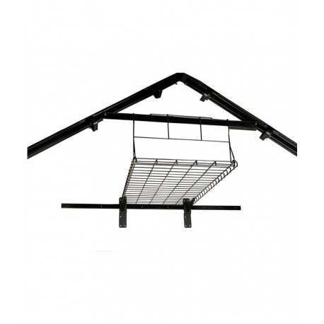 estante colgante de techo para casetas