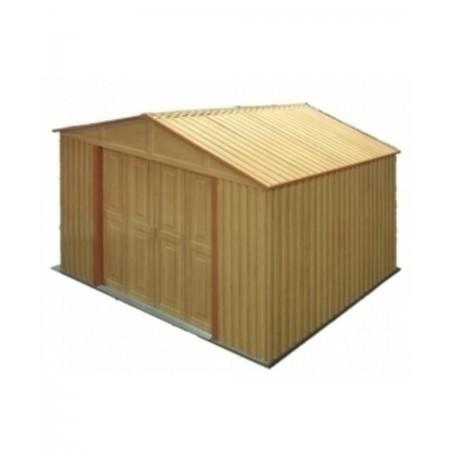Cabina in pvc 2,4x1,6 m simil legno