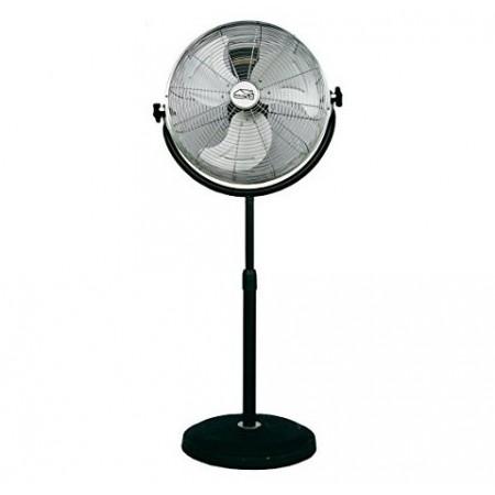 Ventilatore industriale a tre pale da 90 W 40 cm