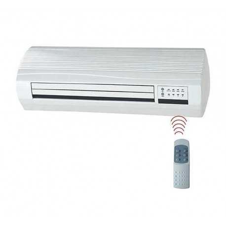 Calefactor eléctrico split de pared 1000W-2000W