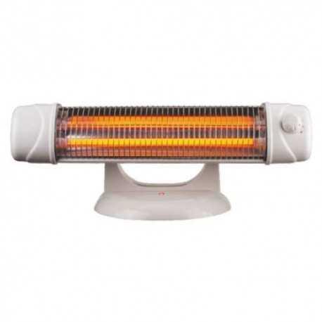 Badkamerverwarmer met voet 600W-1200W