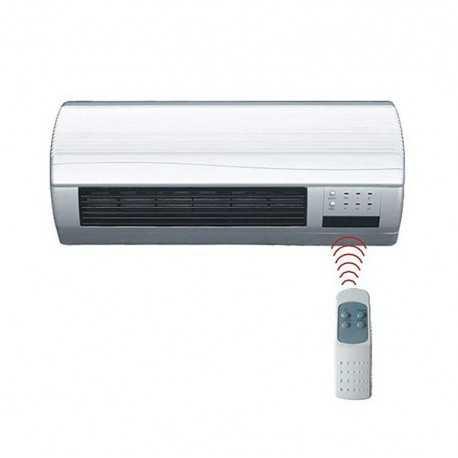 Calefactor eléctrico de pared Miniclima 1000W-2000W