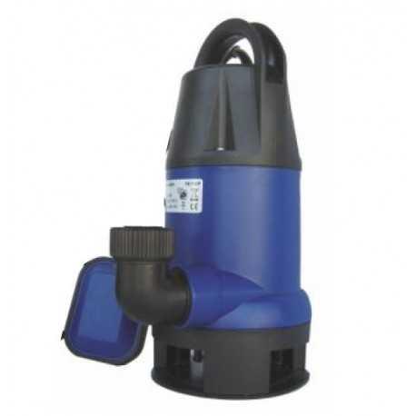 Bomba sumergible de aguas sucias Fx-752P 8mts 0,75CV