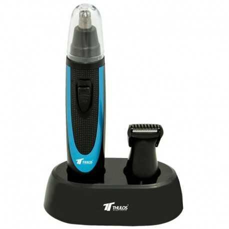 Recortador de precisión para nariz y orejas. Color azul