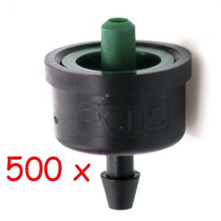 Pack 500 x Gotero Turbulento iDROP 4 l/h