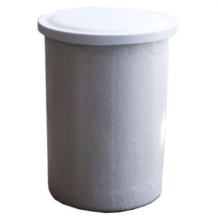 Depósito de poliéster fibra de vidrio 210 litros