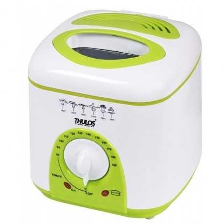 Freidora eléctrica 1 litro 950W Thulos TH-FR10