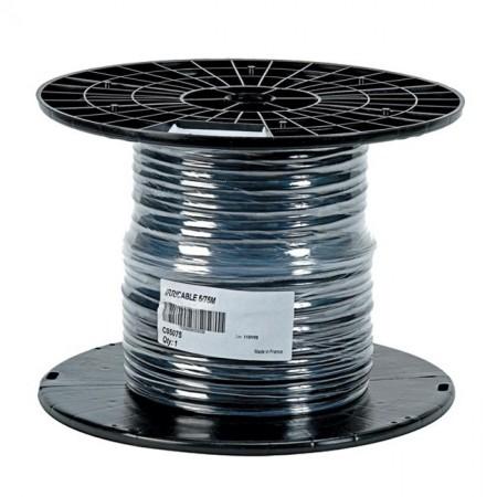 Cable eléctrico 3 hilos conductores. Longitud 150 metros