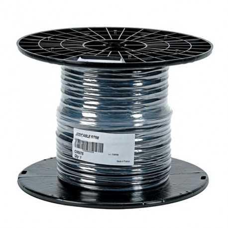 Cable eléctrico 5 hilos conductores. Longitud 150 metros