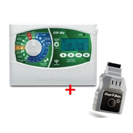 ESP-MEU 4 Controller + Modulo LNK Wifi Rain Bird