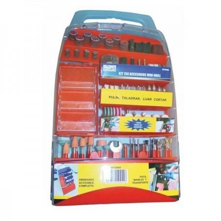 Kit 150 accessori minidrill