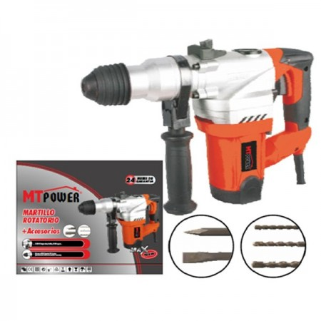 Martillo rotatorio mtpower 900w