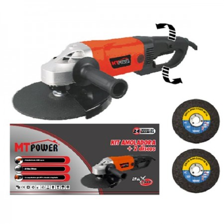Kit amoladora mtpower d230