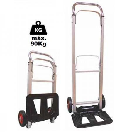 Carro plegable - 90 kg