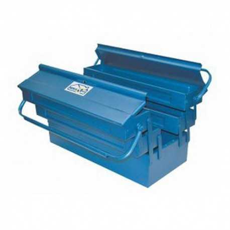 Caja herramientas metal 5c 430 x 200 x 210 mm