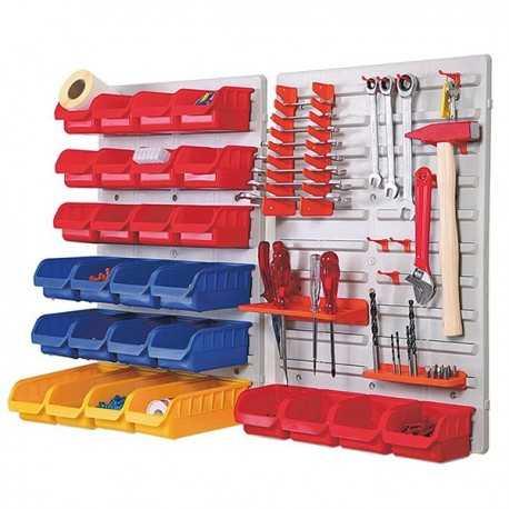 Kit Organizador Taller de pared