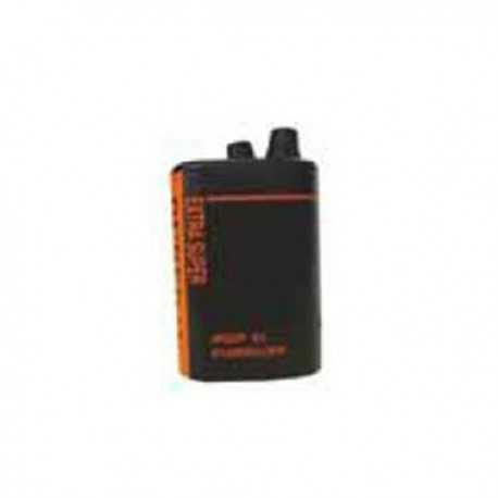 Bateria para lampara senalizacion obras