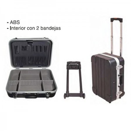 Trolley valigia gncgarden 455x340x185