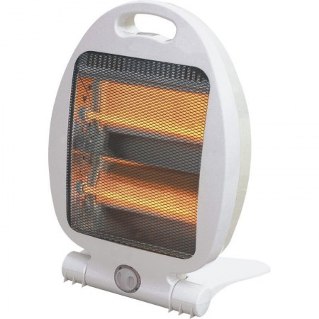 Estufa calefactor Halógeno 2 barras 400/800W