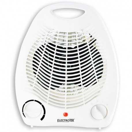 Portable heater heater 1000 / 2000W Electrotek
