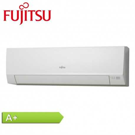 Aire acondicionado Split 1x1 Inverter Fujitsu ASY25UILLCE con 2.150 frig/h y 2.752 kcal/h