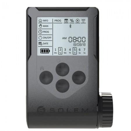 Solem WooBee 2 Stazioni Controller di irrigazione a batteria con Bluetooth