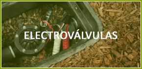 electrovalvulas de riego